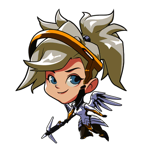 Mercy clipart overwatch png transparent stock Mercy clipart overwatch - ClipartFest png transparent stock