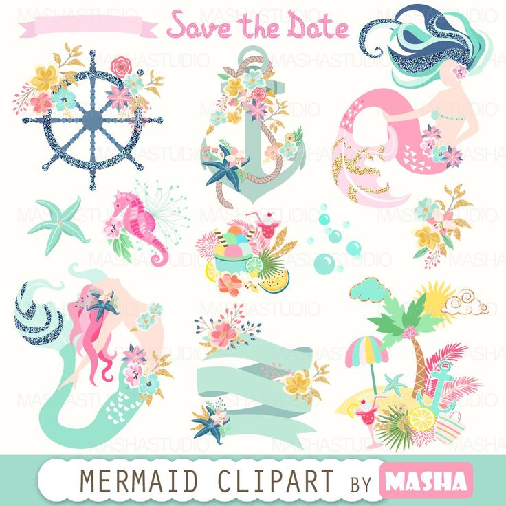 Mermaid number 1 clipart banner 17 Best ideas about Mermaid Clipart on Pinterest | Mermaids ... banner