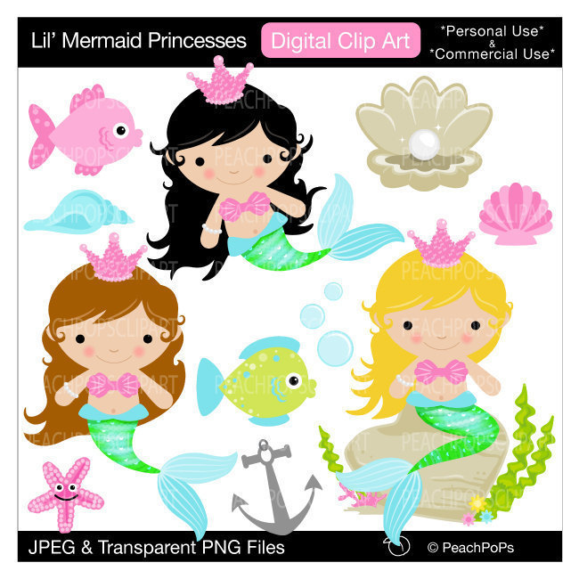 Mermaid number 1 clipart graphic library library Free Mermaid Clipart & Mermaid Clip Art Images - ClipartALL.com graphic library library