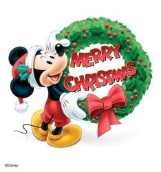 Merry christmas clipart for facebook png freeuse library Disney Christmas Clipart - Disney Clipart Galore | Kids ... png freeuse library