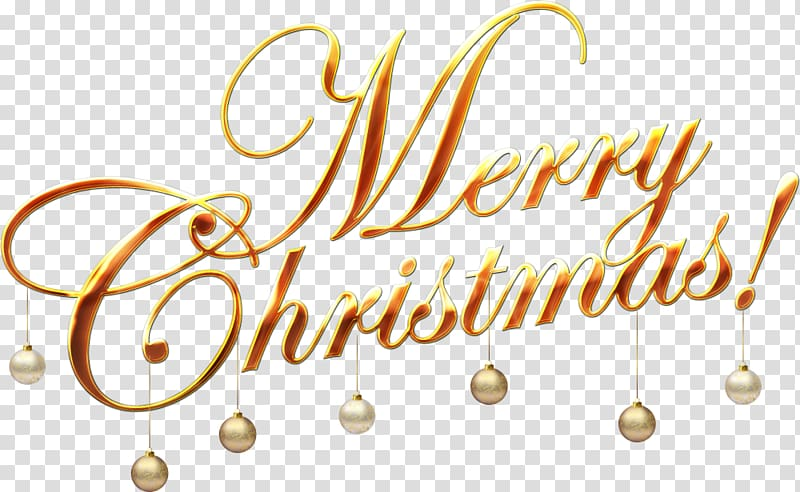Merry christmas font clipart transparent Christmas Greeting card, Merry Christmas Font transparent ... transparent