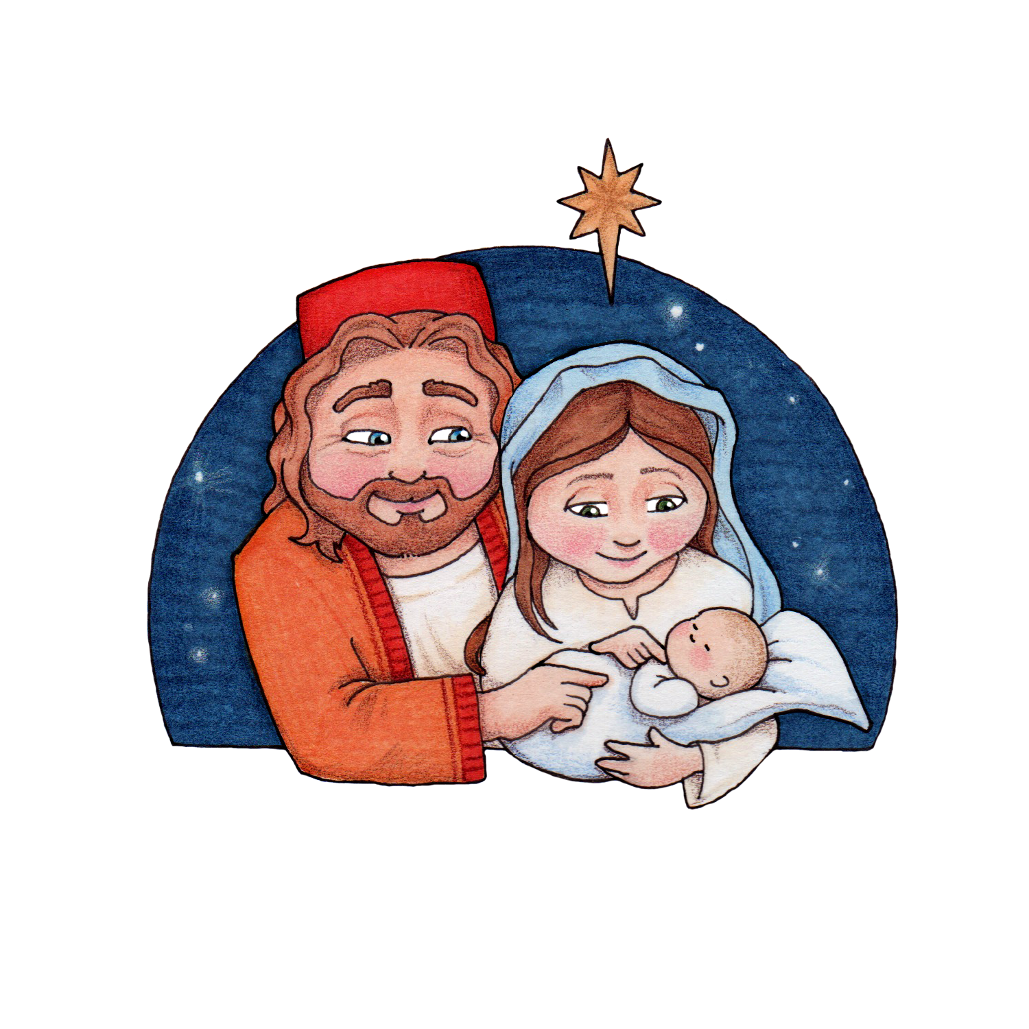 Merry christmas nativity clipart clip library stock susan fitch design: Merry Christmas! 2016 clip library stock