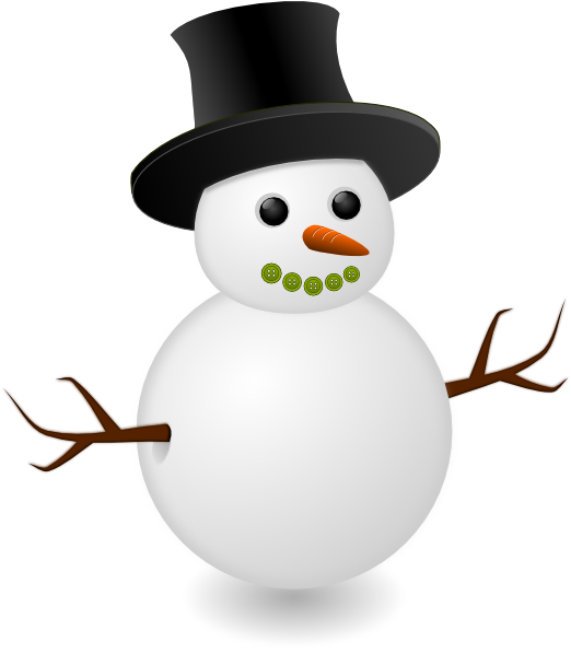 Merry christmas snowman clipart graphic royalty free Small Snowman Clipart (45+) graphic royalty free