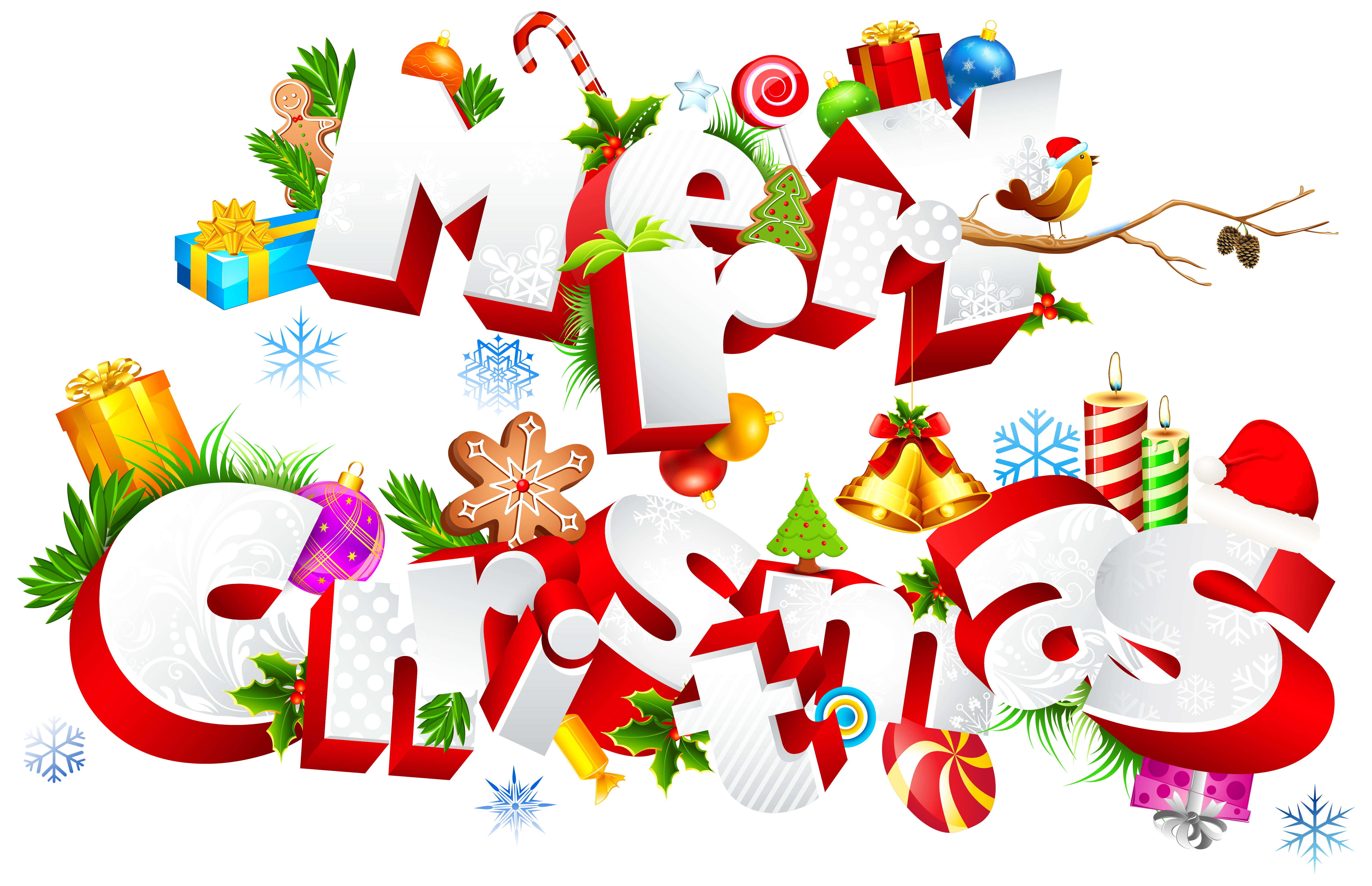 Merry christmas to all clipart image royalty free library Merry Christmas Clip Art   Free Download Clip Art   Free ... image royalty free library