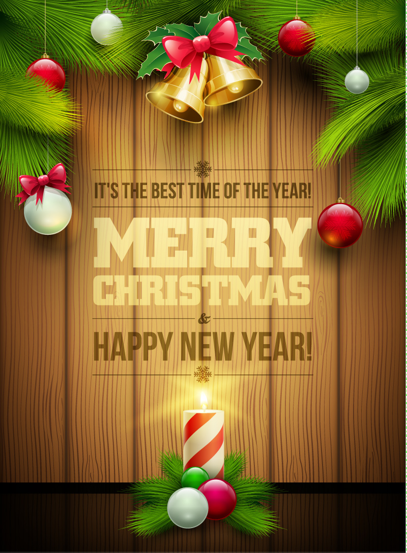 Merry christmas vector free download vector freeuse stock Merry Christmas | Free Vector Graphic Download - Part 3 vector freeuse stock