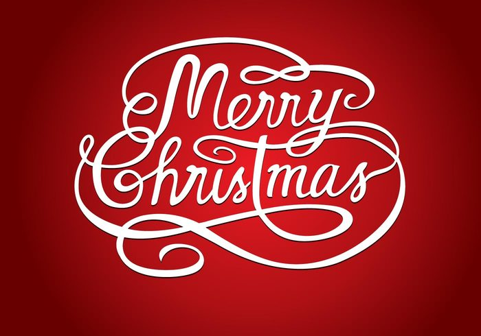 Merry christmas vector free download svg library Merry Christmas Logo - Download Free Vector Art, Stock Graphics ... svg library