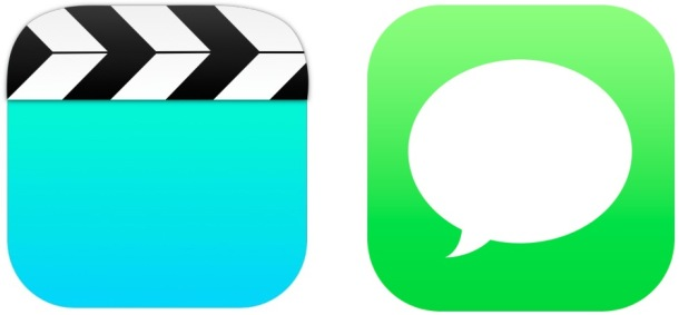 Message app clipart free Stop Videos Disappearing from Messages App in iOS by Disabling ... free