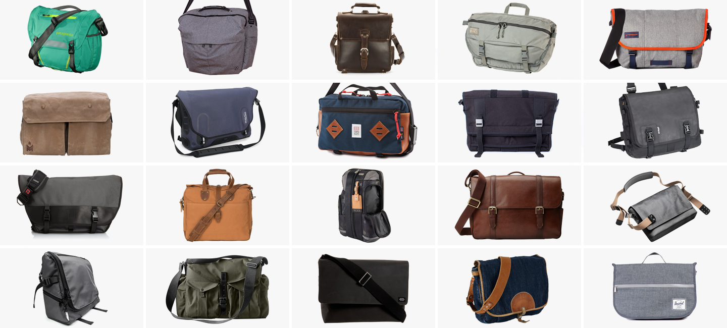 Messenger bags black and white stock 20 Best Messenger Bags - Gear Patrol black and white stock