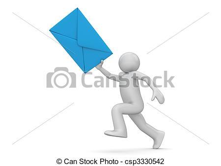 Messenger clipart clipart free stock Messenger Clip Art and Stock Illustrations. 5,580 Messenger EPS ... clipart free stock