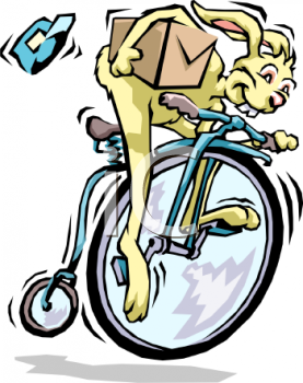 Messenger clipart free jpg library Free Clip Art Bike Messenger – Clipart Free Download jpg library