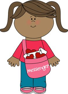 Messenger person clipart picture stock Girl Classroom Trash Helper Clip Art - Girl Classroom Trash Helper ... picture stock