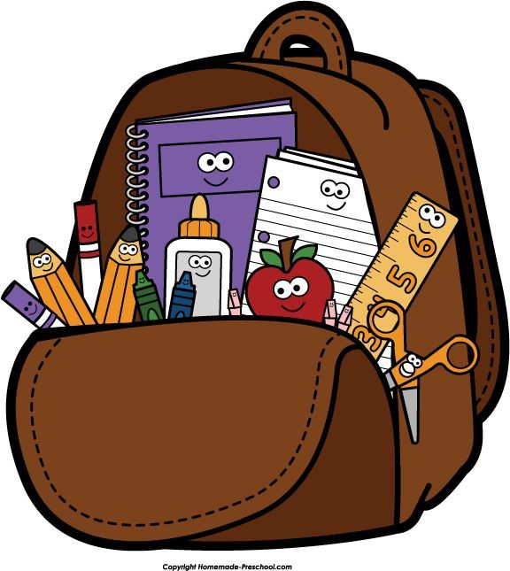 Messy backpack clipart clip art stock Messy backpack clipart 1 » Clipart Portal clip art stock