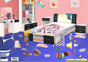 Messy bedroom clipart graphic transparent Clipart Messy Bedrooms   Free Images at Clker.com - vector ... graphic transparent