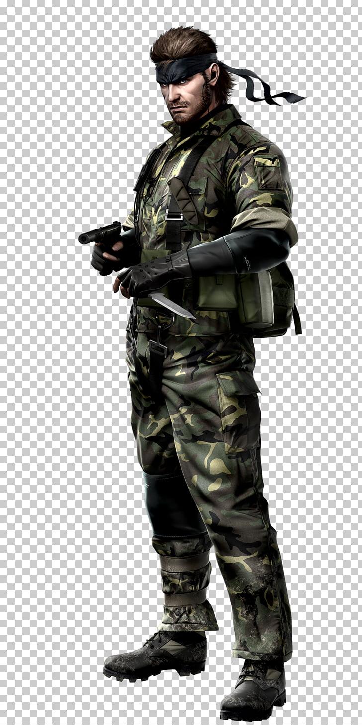Metal gear solid 3 clipart png stock Metal Gear Solid 3: Snake Eater Metal Gear Solid V: The ... png stock