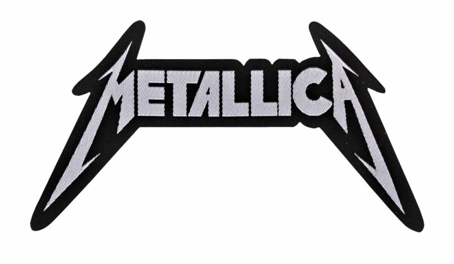 Metallica logo clipart