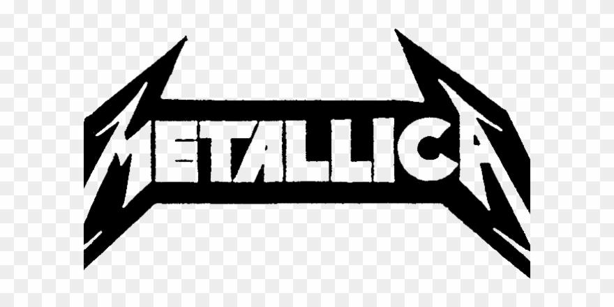 Metallica logo clipart vector black and white stock Metallica Clipart Logo - Metallica Logo - Png Download ... vector black and white stock