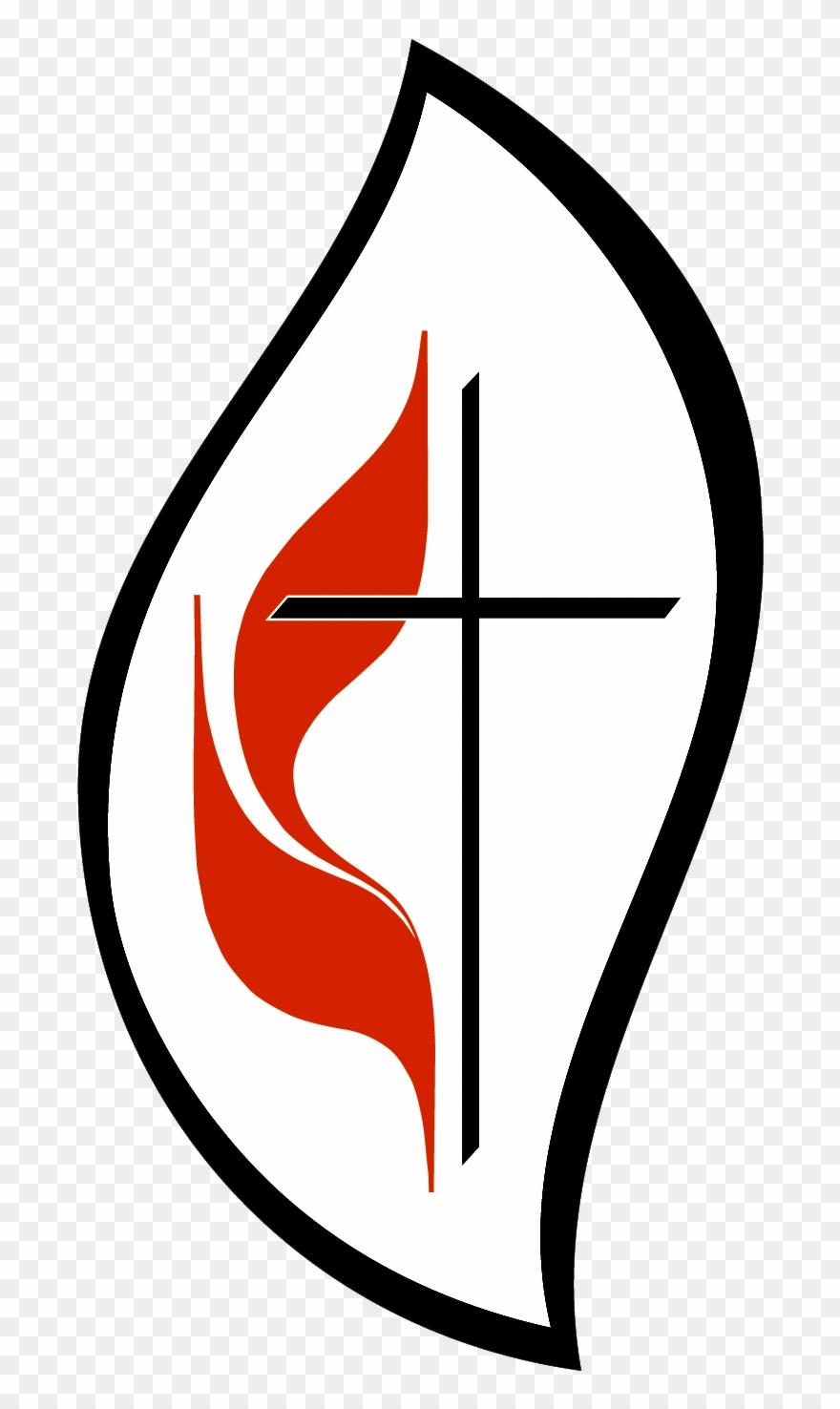 Methodist church clipart banner free library United Methodist Church Clipart (#1449376) - PinClipart banner free library