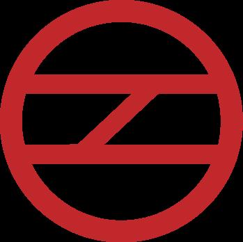 Metro logo clipart picture File:Delhi Metro logo.svg - Wikimedia Commons picture