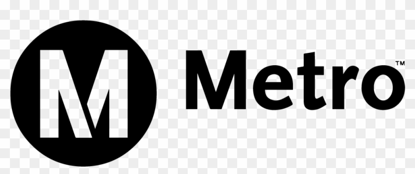 Metro logo clipart vector download Transportation - La Metro Logo Png, Transparent Png ... vector download