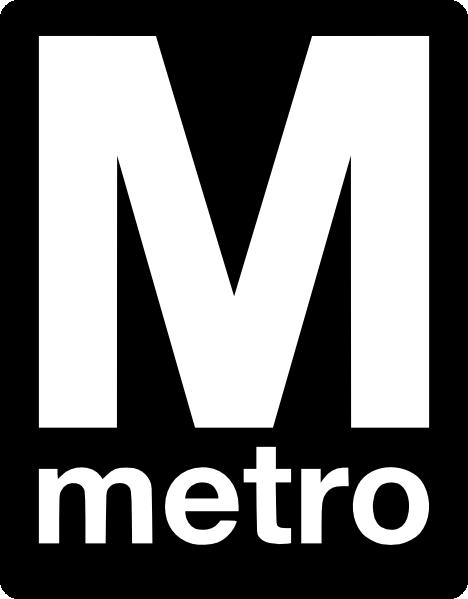 Metro logo clipart picture transparent download Metro Logo clip art (109284) Free SVG Download / 4 Vector picture transparent download