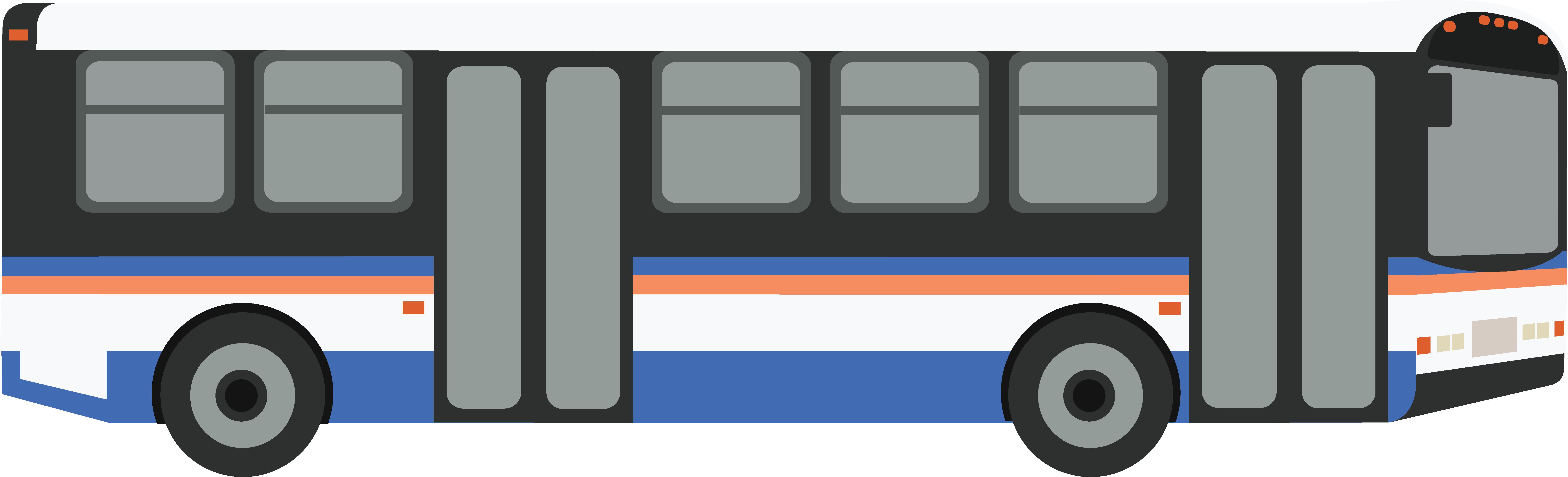 Metrobus clipart image royalty free Metro Bus Clipart image royalty free