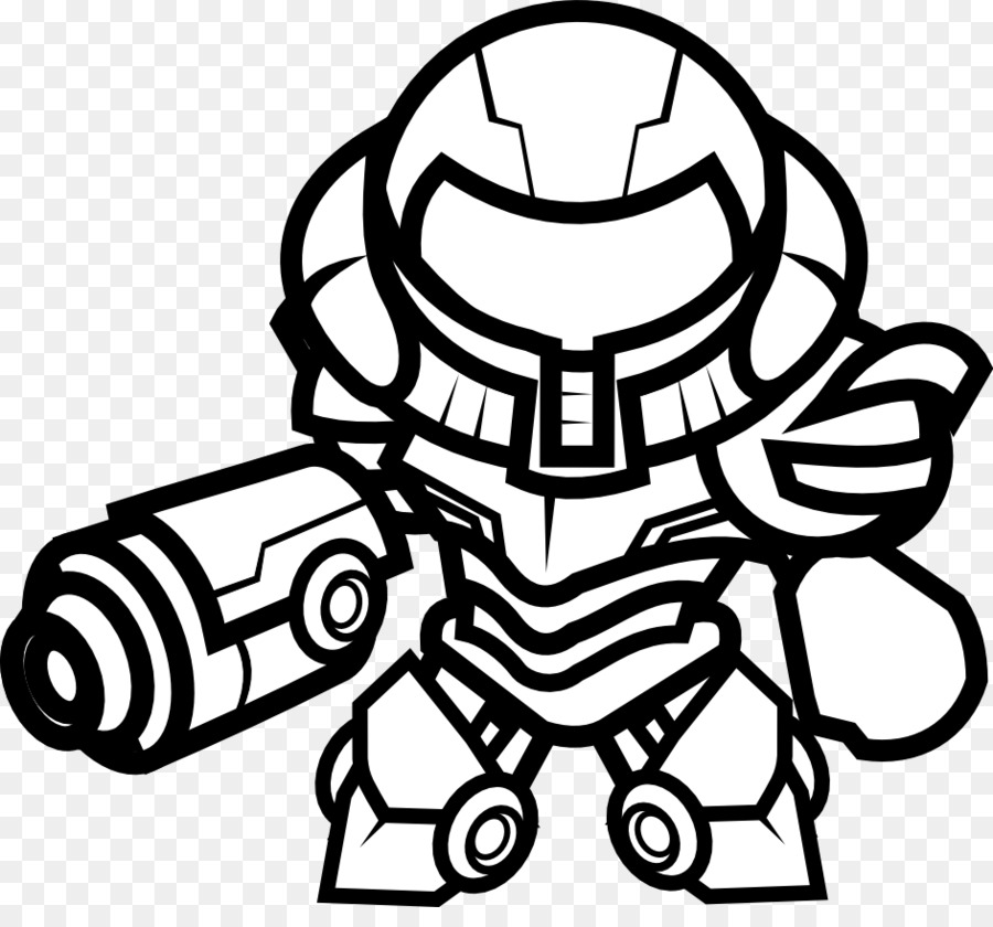 Metroid logo clipart clip black and white stock Black Line Background png download - 943*861 - Free ... clip black and white stock