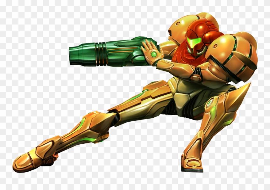 Metroid prime 4 clipart