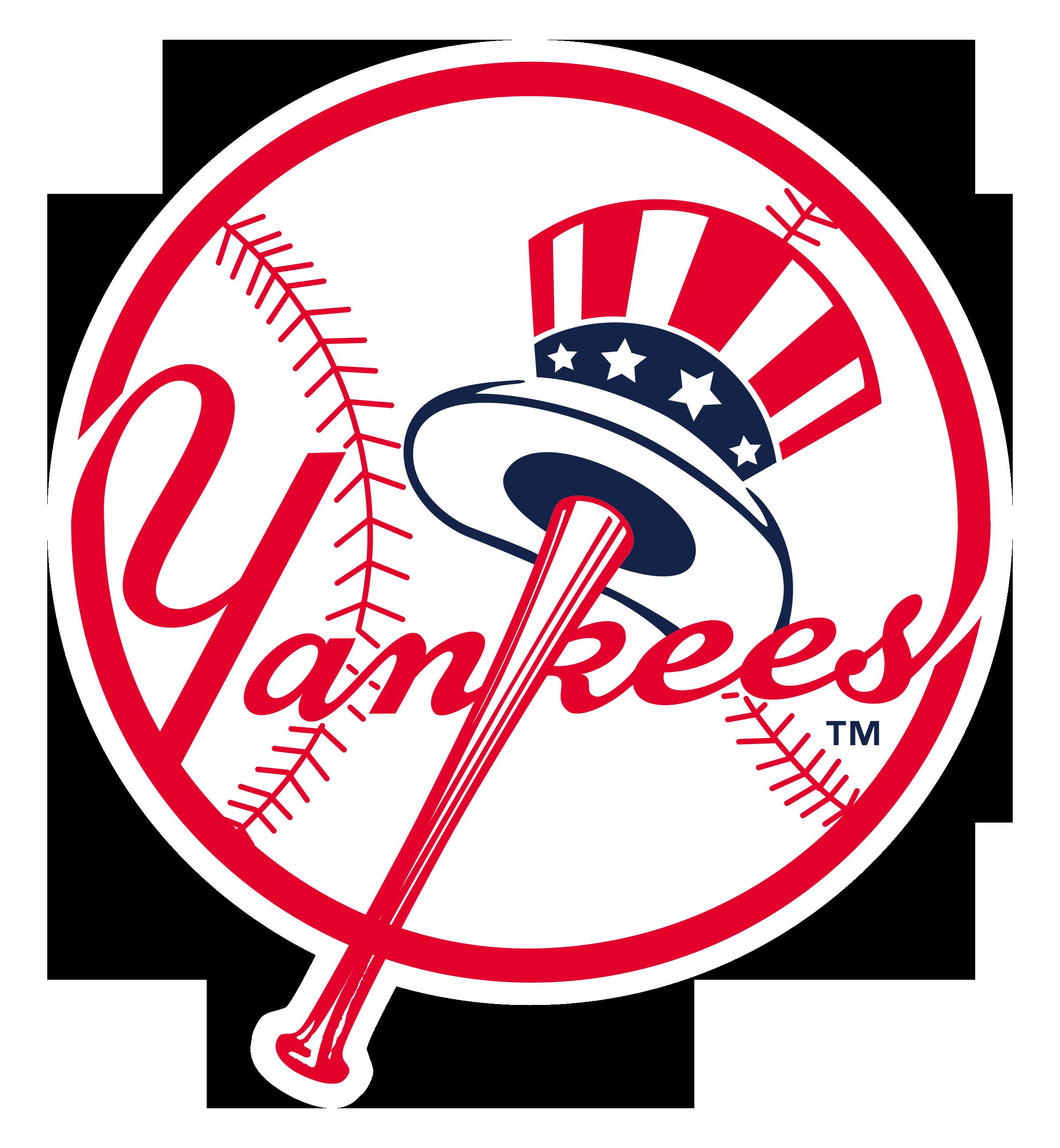 Yankee baseball clipart jpg free download New York Yankees Logo PNG Transparent & SVG Vector - Freebie Supply jpg free download