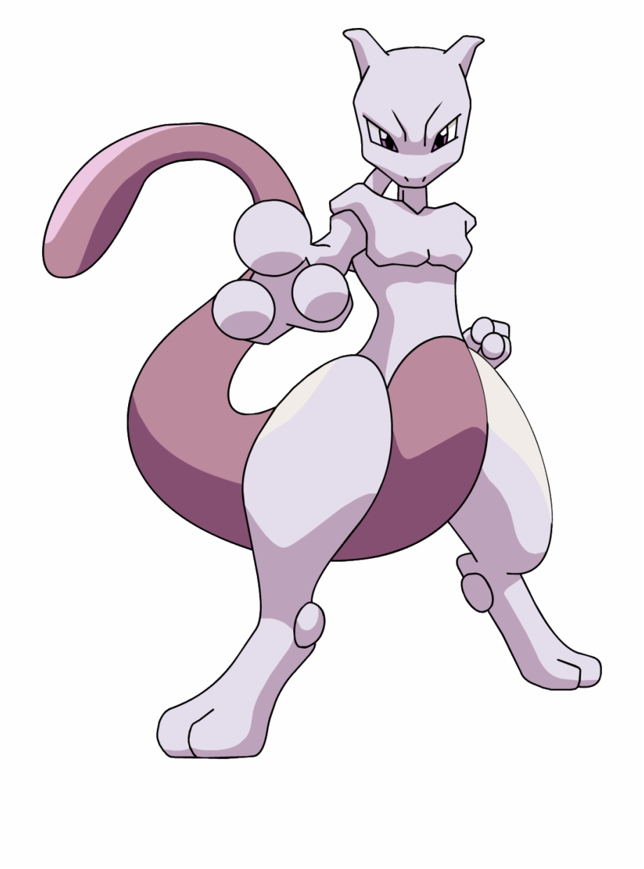 Mewtwo clipart