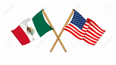 Mexican and american flag clipart logos png vector flag , Free png download - requitix.io vector