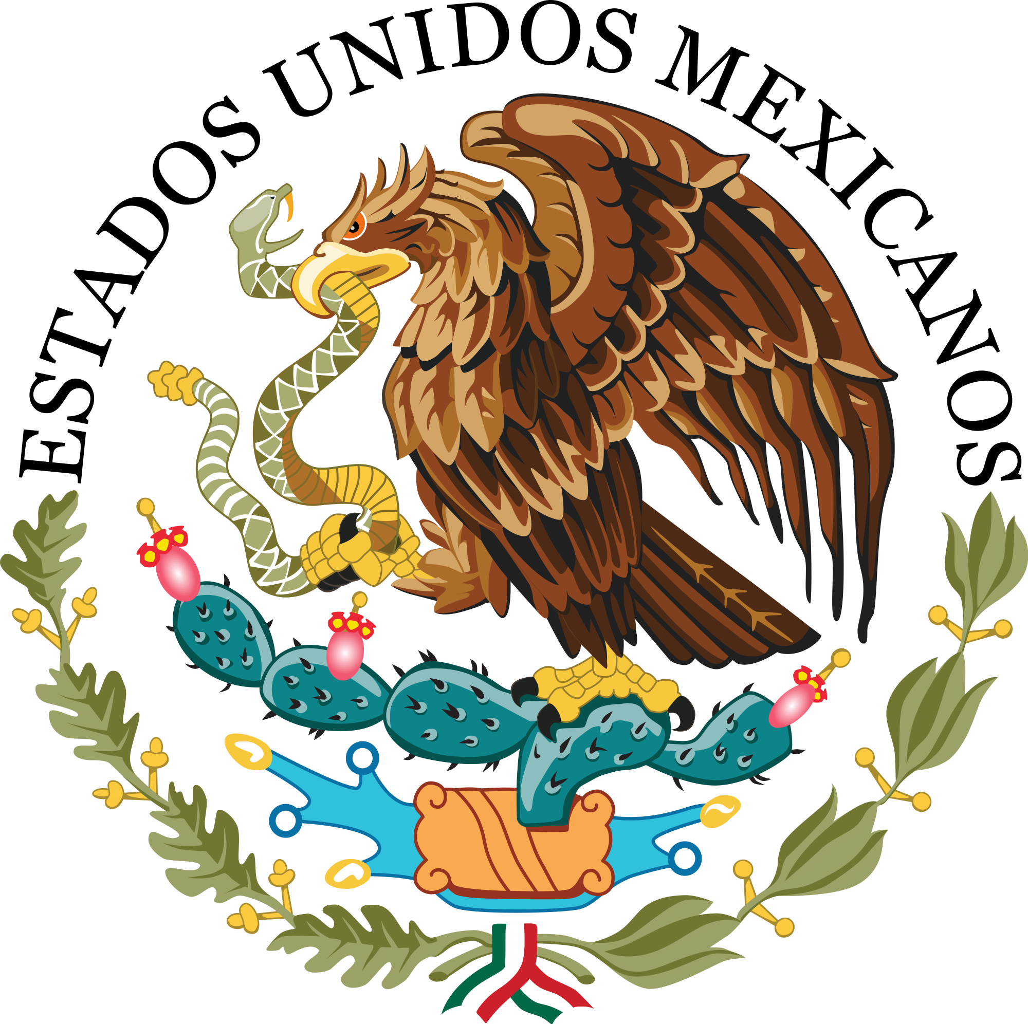 Mexican christmas clipart picture transparent Mexico Eagle Drawing at GetDrawings.com | Free for personal use ... picture transparent