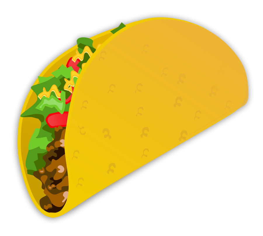 Mexican cross clipart svg royalty free download taco%20clipart | stickers | Pinterest | Clipart images, Free clipart ... svg royalty free download