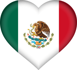 Mexican flag clipart free jpg library stock Mexico flag clipart - country flags jpg library stock