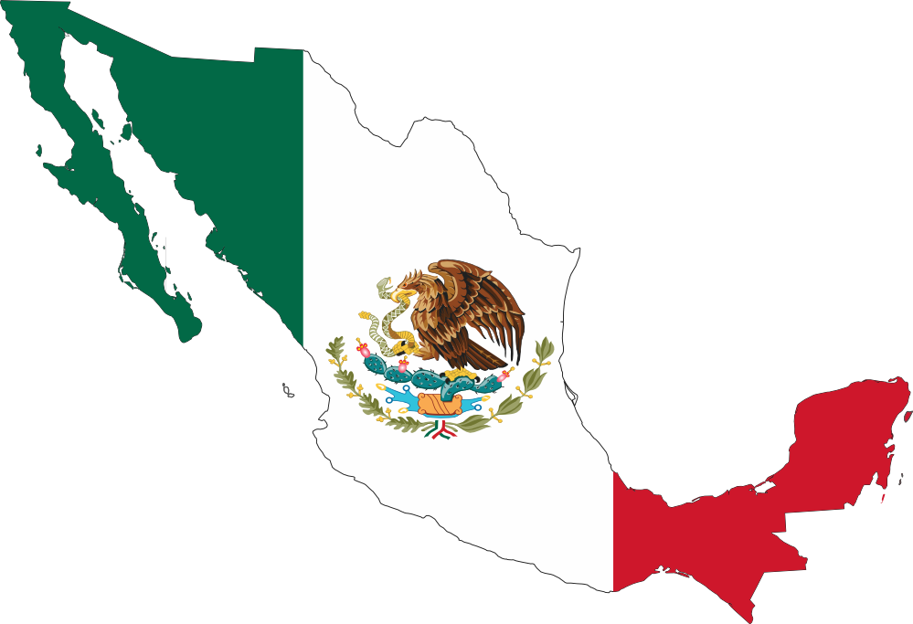 Mexican flag clipart free banner black and white library Mexican flag clip art free clipart images 2 – Gclipart.com banner black and white library