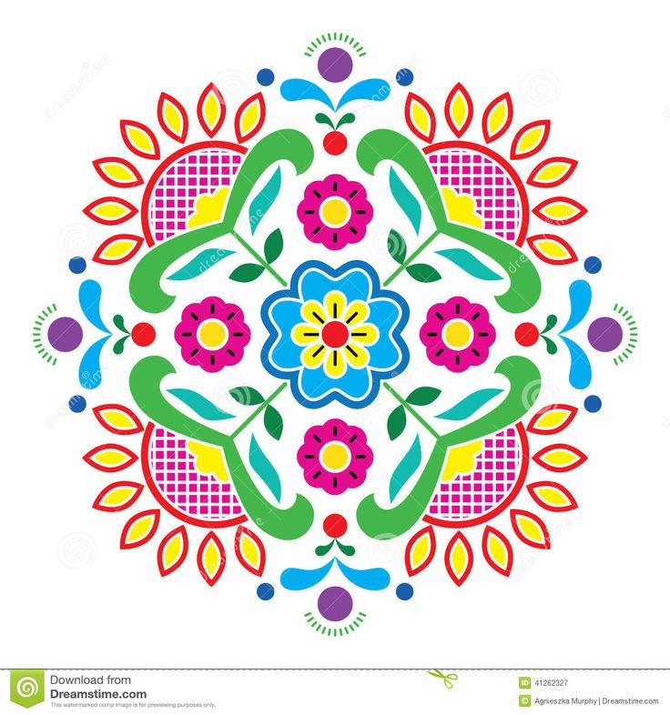 Mexican folk art clipart banner royalty free stock Folk art Clipart mexican flower border - Free Clipart on ... banner royalty free stock