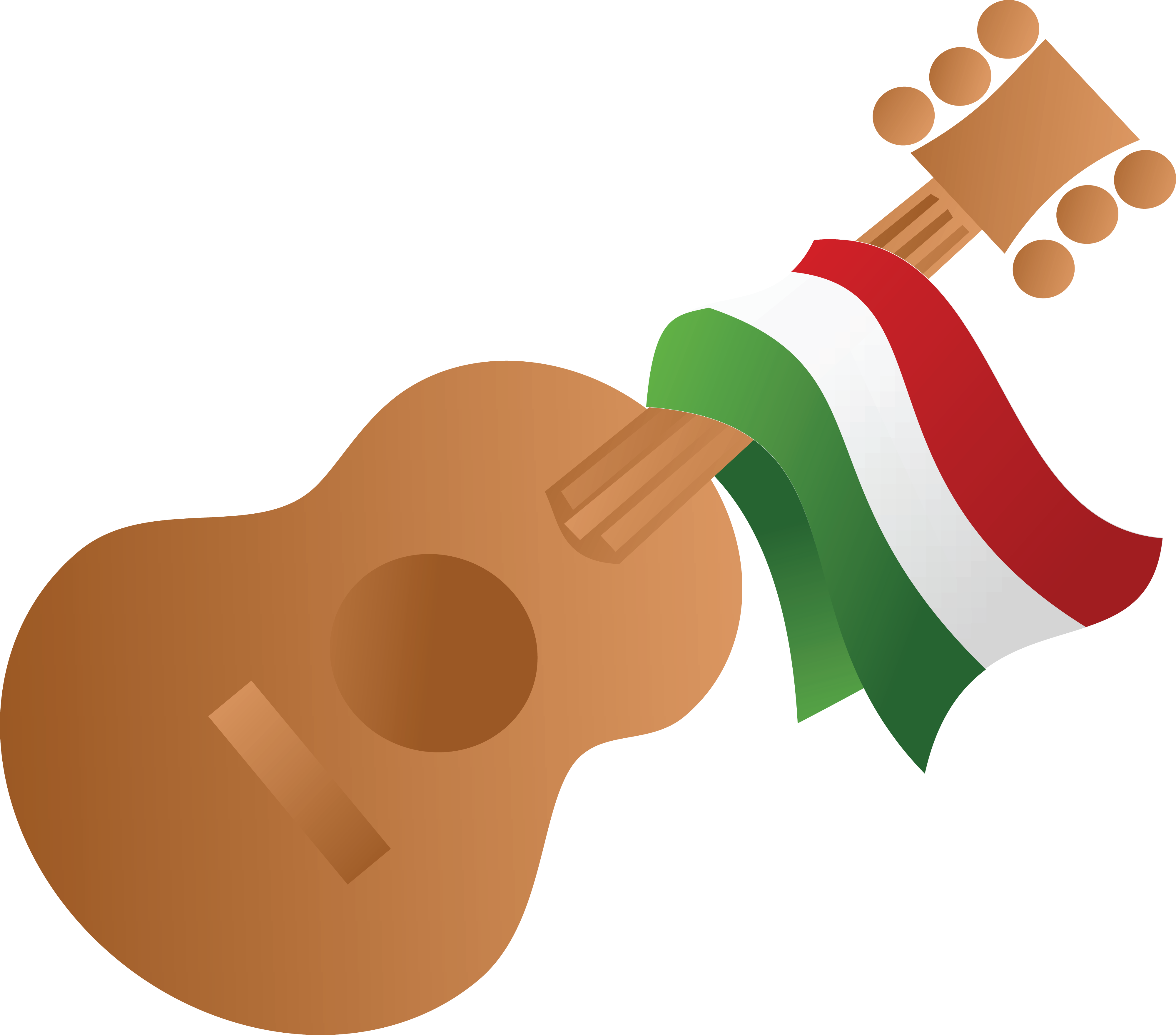 Mxcan house clipart jpg library stock free clipart guitar 390 free clipart of a mexican flag draped on a ... jpg library stock