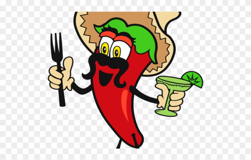 Mexican pepper clipart png royalty free Pepper Clipart Mexican Buffet - Peppers Mexican Grill - Png ... png royalty free