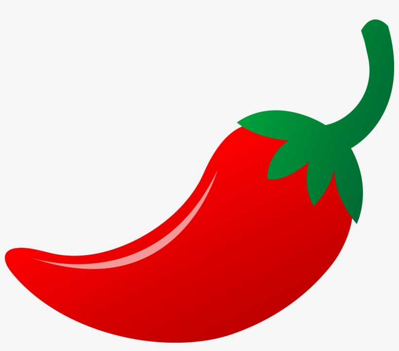 Mexican pepper clipart picture freeuse Spices Clipart Mexican Chili - Chili Pepper Clip Art ... picture freeuse