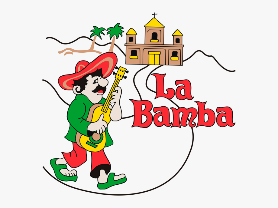 Mexican restaurant clipart clipart royalty free download Mexican Clipart Restaurant Spanish - La Bamba Mexican ... clipart royalty free download