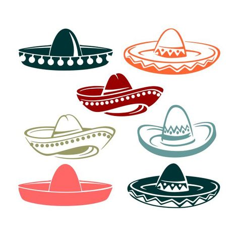 Mexican silhouette clipart clip freeuse download Pinterest clip freeuse download