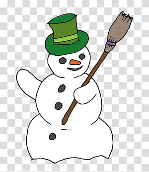 Mexican snowman clipart svg library Snowman Olaf , Funny Snowman transparent background PNG ... svg library