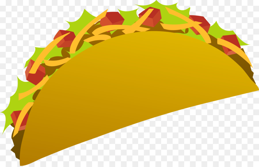 Mexican taco clipart transparent backround clip freeuse download Taco Cartoon png download - 1960*1255 - Free Transparent ... clip freeuse download