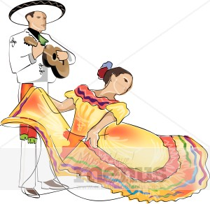 Mexican traditional dress clipart vector library stock Mexican traditional dress clipart - ClipartFest vector library stock