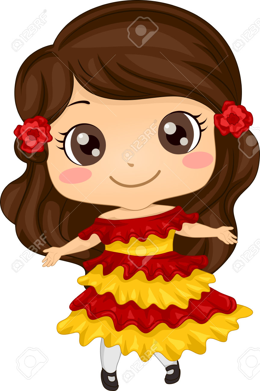 Mexican traditional dress clipart png library library Mexican dress clipart white - ClipartFest png library library