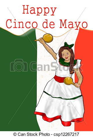 Mexican traditional dress clipart png library stock Mexican dress clipart white - ClipartFest png library stock