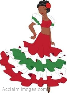 Mexican traditional dress clipart image royalty free stock Mexican traditional dress clipart - ClipartFest image royalty free stock