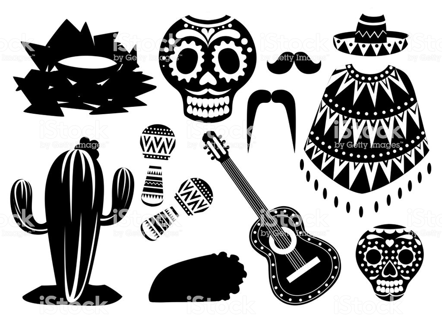 Mexican vector clipart graphic freeuse stock Download mexican vector clipart Mexico Mexican cuisine ... graphic freeuse stock