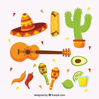 Mexican vector clipart freeuse stock Mexican Food Vectors, Photos and PSD files | Free Download freeuse stock
