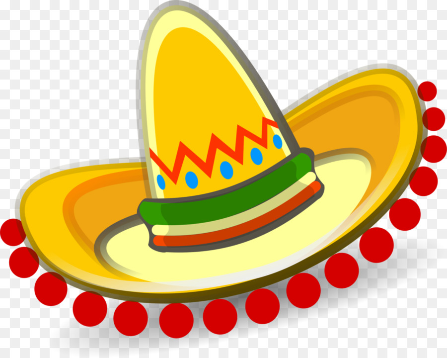 Mexicano clipart picture royalty free Sun Cartoon clipart - Sombrero, Hat, Yellow, transparent ... picture royalty free