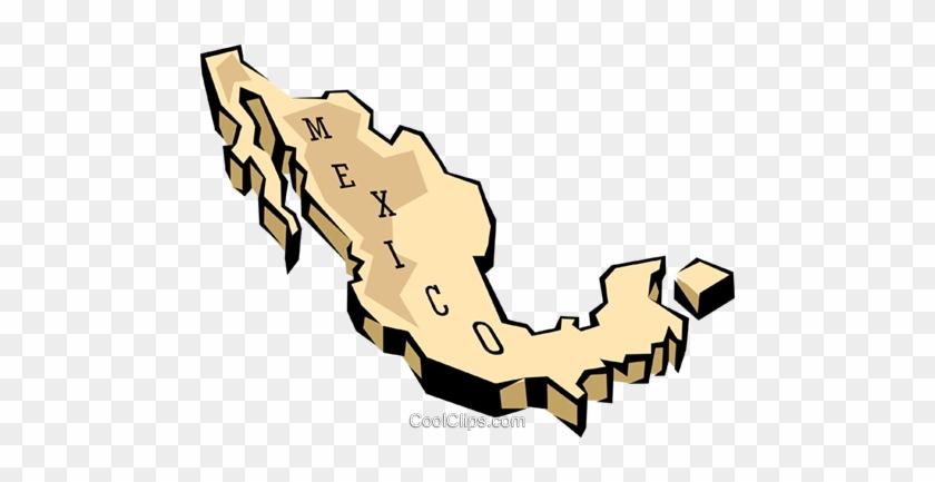 Mexico clipart map clip library stock Mexico Map Royalty Free Vector - Mexico Clip Art - Free ... clip library stock